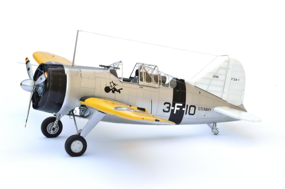 Brewster Buffalo F2A-1 _zfkf210