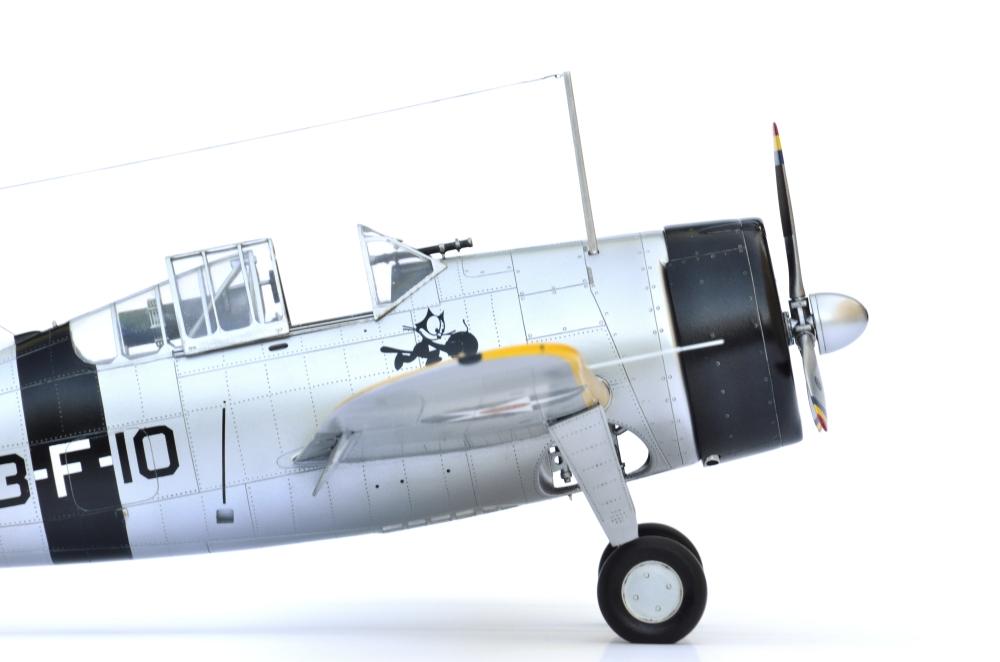 Brewster Buffalo F2A-1 _zfkf213