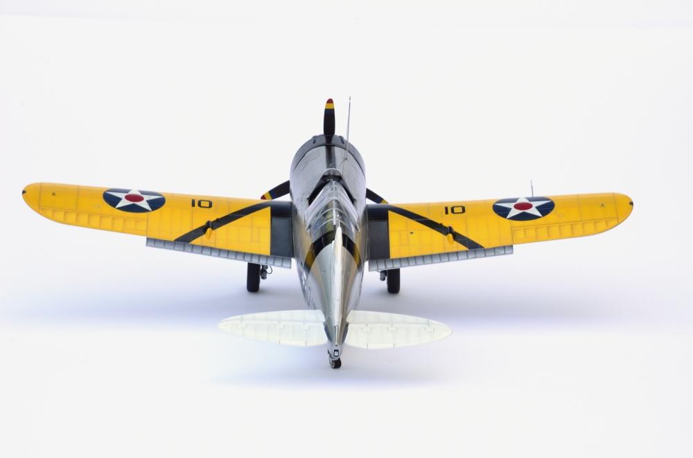 Brewster Buffalo F2A-1 _zfkf214