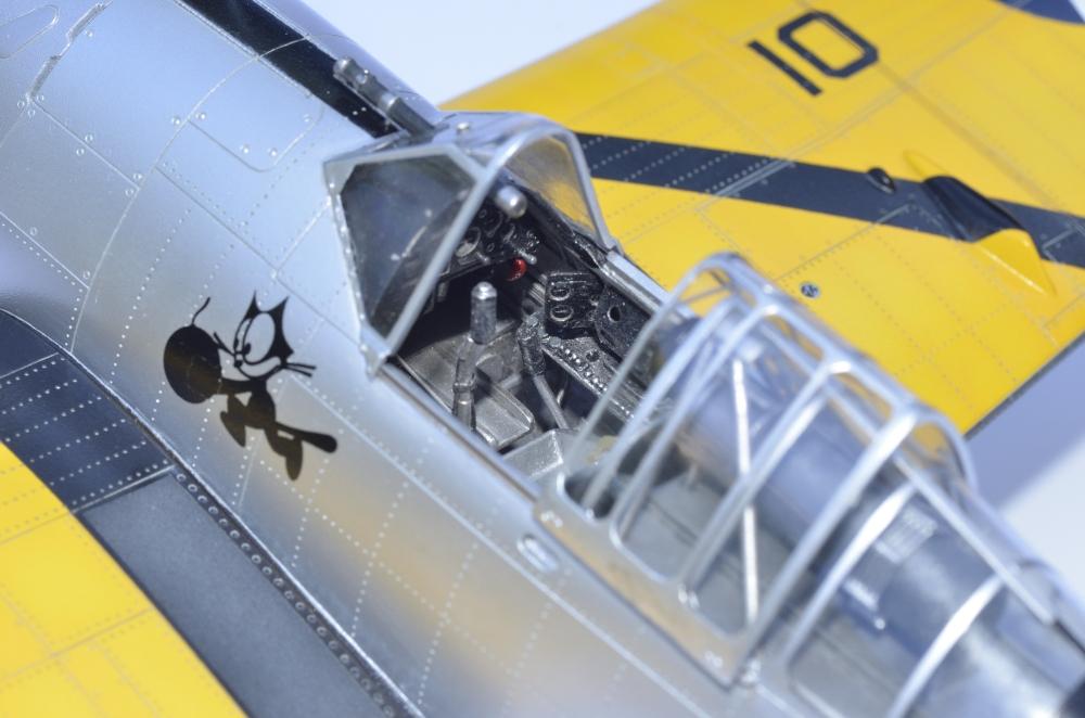 Brewster Buffalo F2A-1 _zfkf216