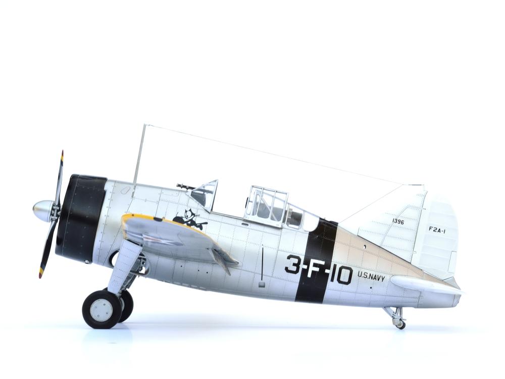 Brewster Buffalo F2A-1 _zfkf218