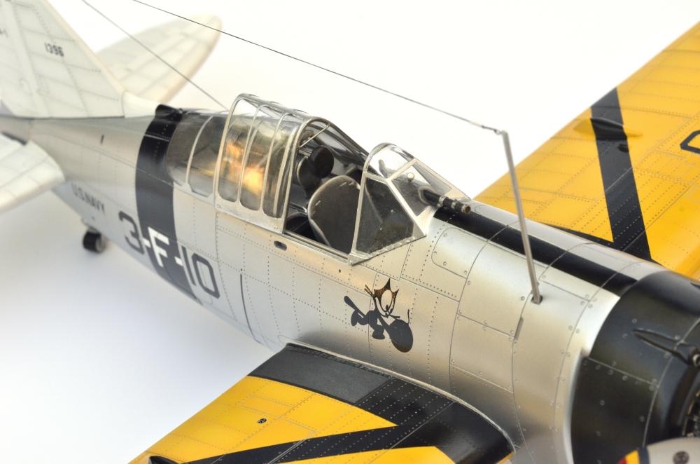 Brewster Buffalo F2A-1 _zfkf219