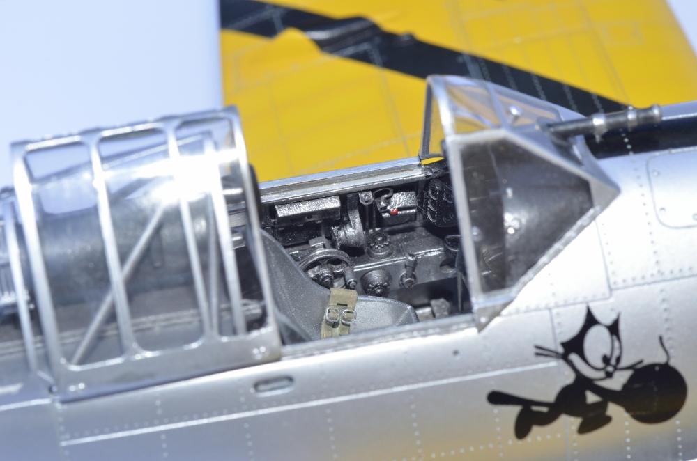 Brewster Buffalo F2A-1 _zfkf221
