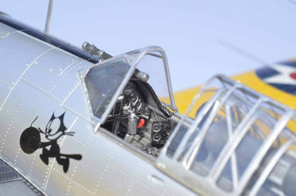 Brewster Buffalo F2A-1 _zfkf227