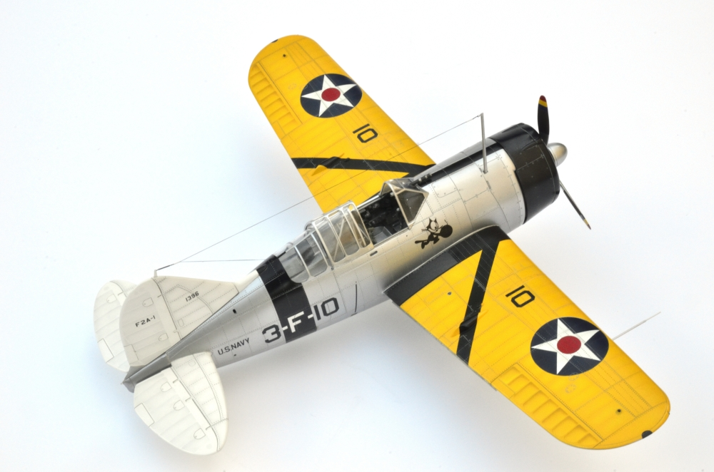 Brewster Buffalo F2A-1 _zfkf237