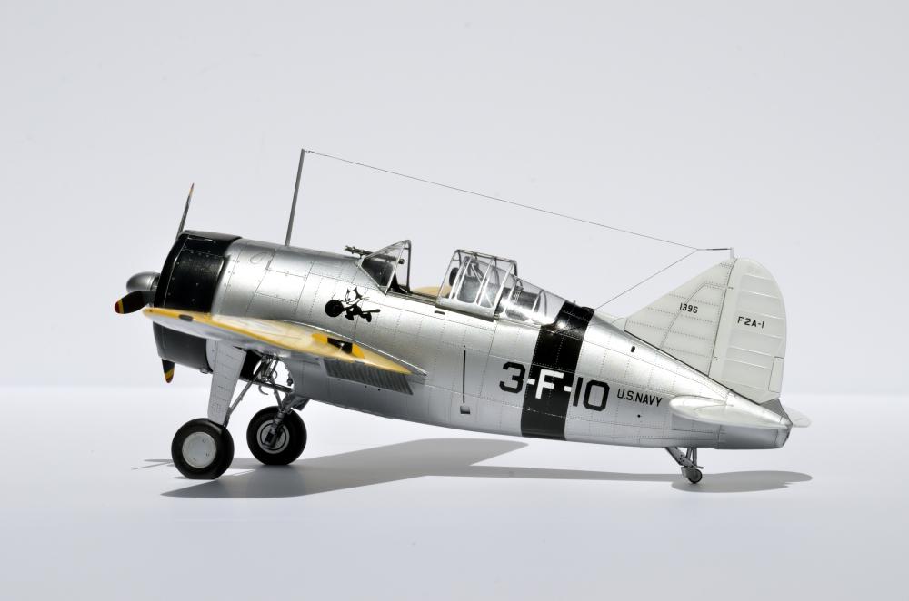 Brewster Buffalo F2A-1 _zflf210