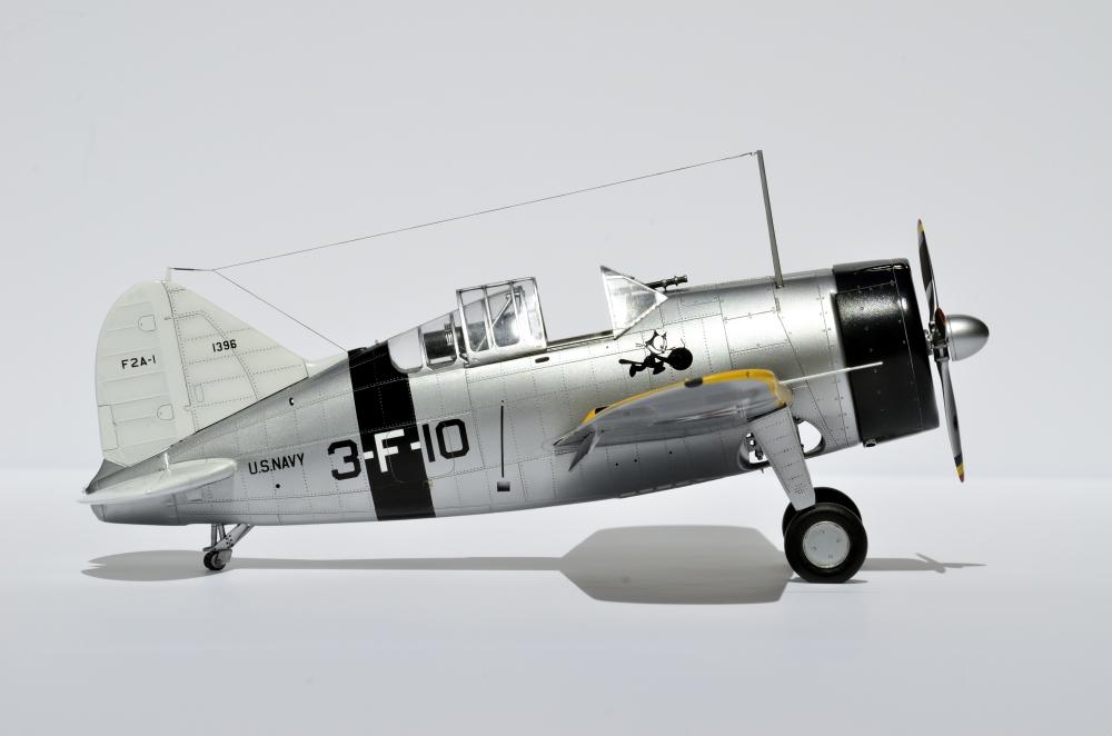 Brewster Buffalo F2A-1 _zflf212