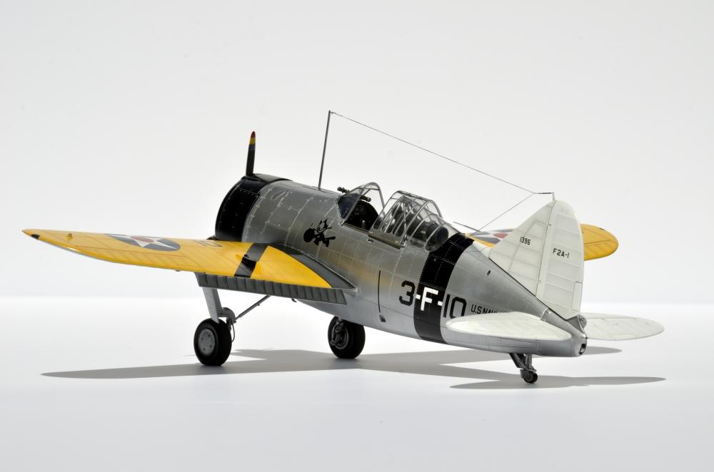 Brewster Buffalo F2A-1 _zflf214