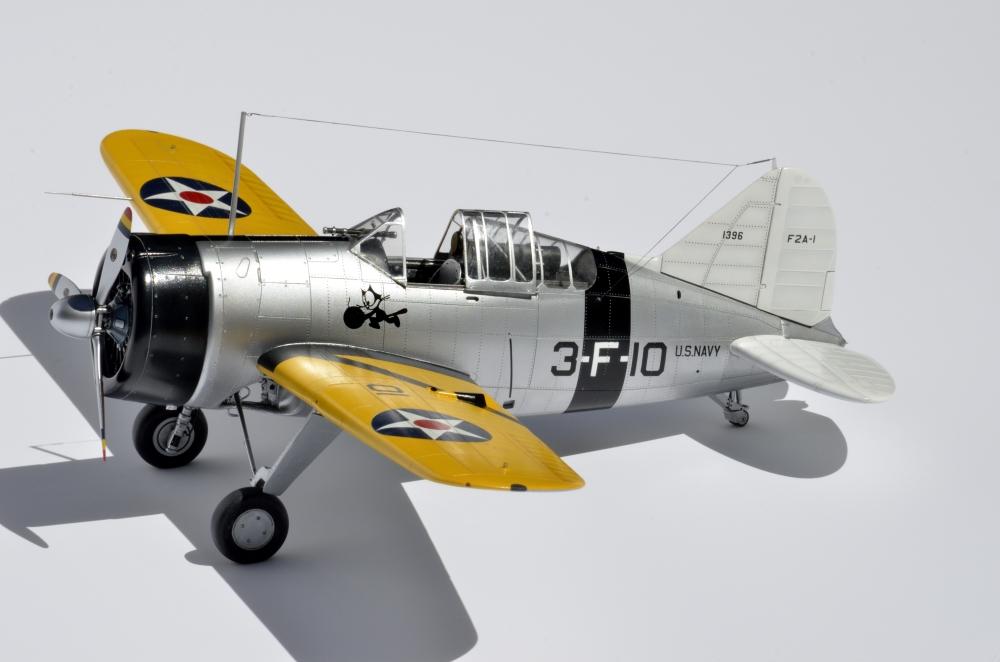Brewster Buffalo F2A-1 _zflf216