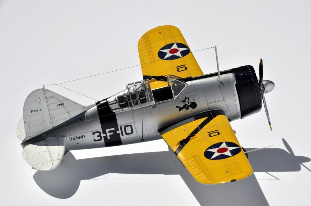 Brewster Buffalo F2A-1 _zflf218