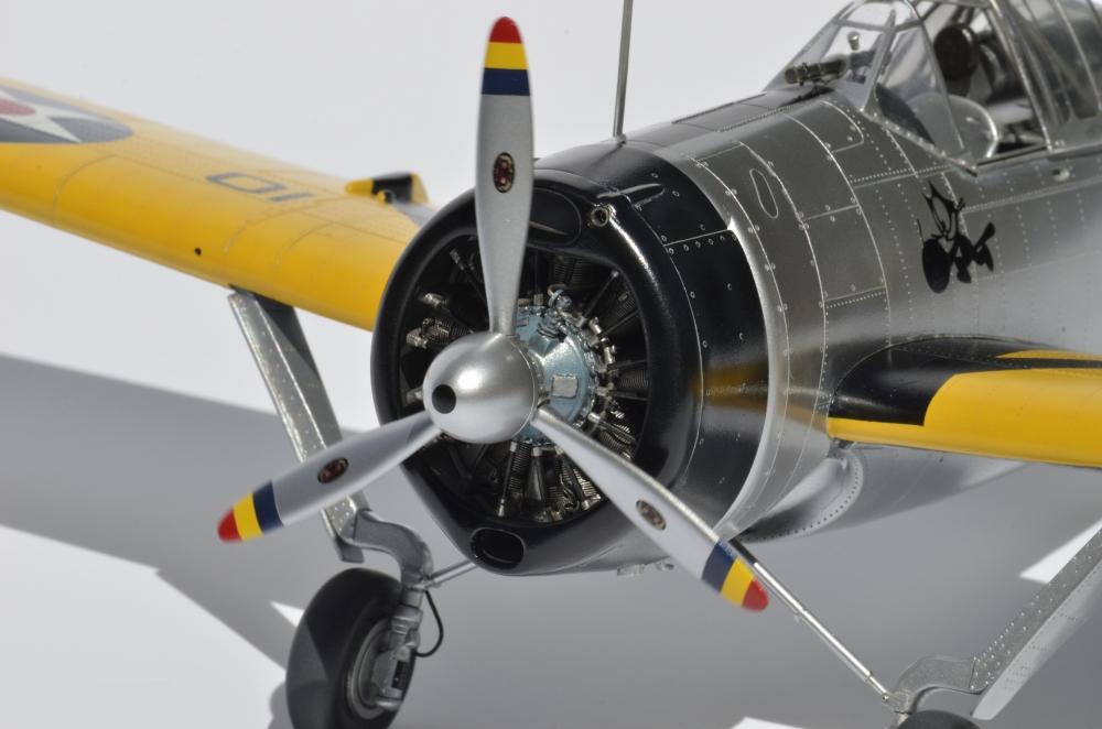 Brewster Buffalo F2A-1 _zflf220