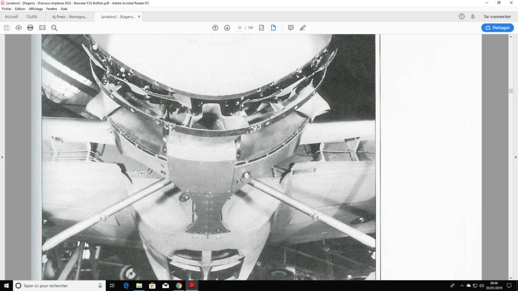 [Année AZUR] Brewster F2A-1 Buffalo Spécial Hobby 1:32 - Page 16 Captur10