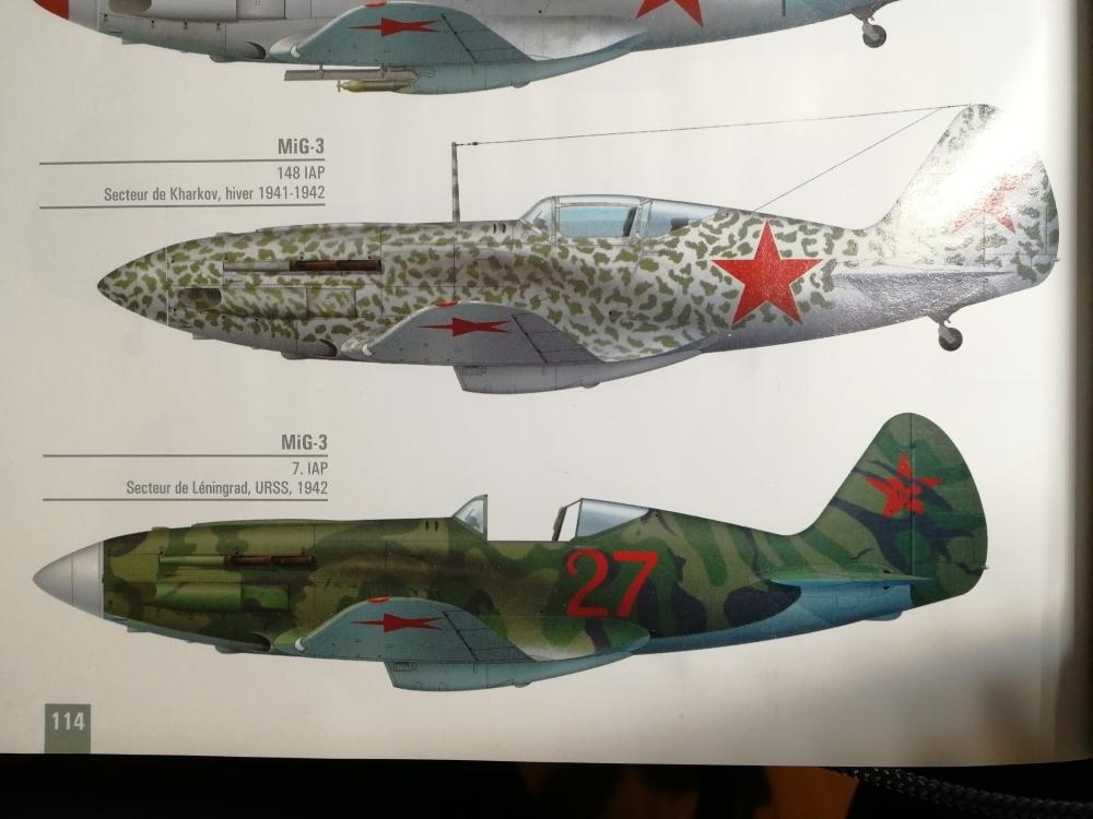 Duo de Mikoyan-Gurevitch MiG-3 [Trumpeter 1/32] Ka_mig18