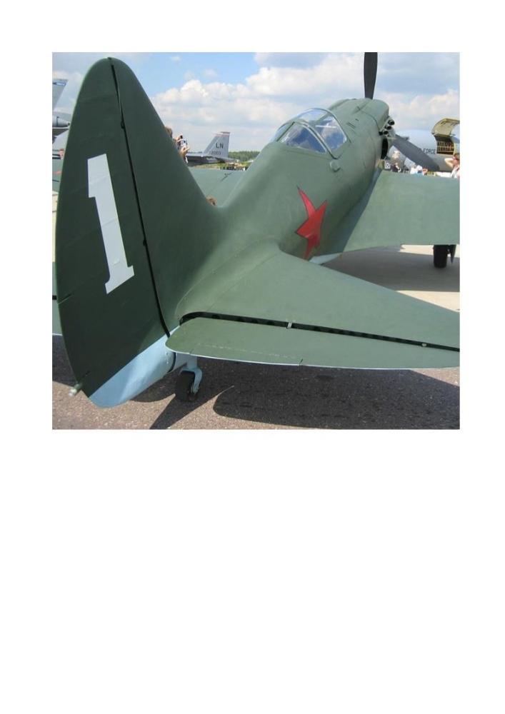 Duo de Mikoyan-Gurevitch MiG-3 [Trumpeter 1/32] Ka_mig21