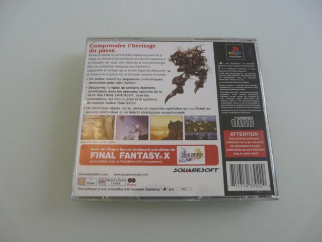 [VDS/ECH] Du beau Amiga / Jaguar / Nintendo / Sega / Sony / Nec P1310102