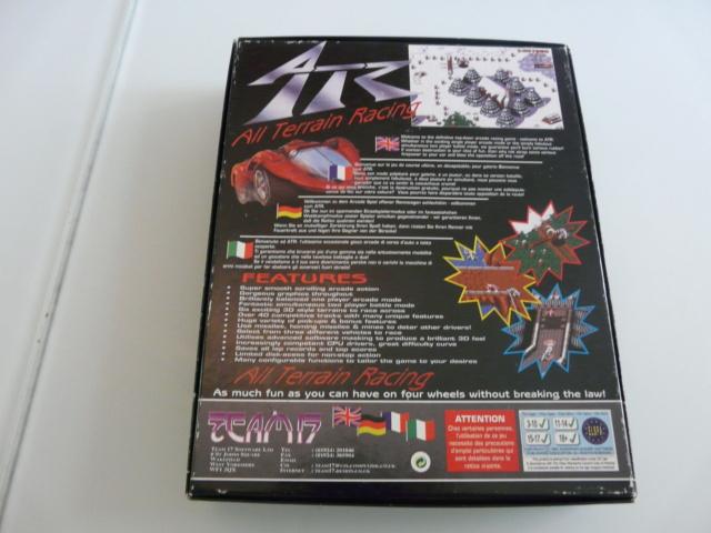 [VDS/ECH] Du beau Amiga / Jaguar / Nintendo / Sega / Sony / Nec P1310822