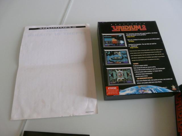 [VDS/ECH] Du beau Amiga / Jaguar / Nintendo / Sega / Sony / Nec P1310825