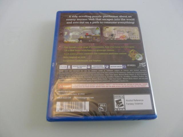 [VDS/ECH] Du beau Amiga / Jaguar / Nintendo / Sega / Sony / Nec P1310862