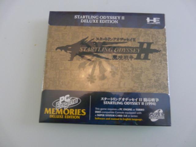 [VDS/ECH] Du beau Amiga / Jaguar / Nintendo / Sega / Sony / Nec P1320076