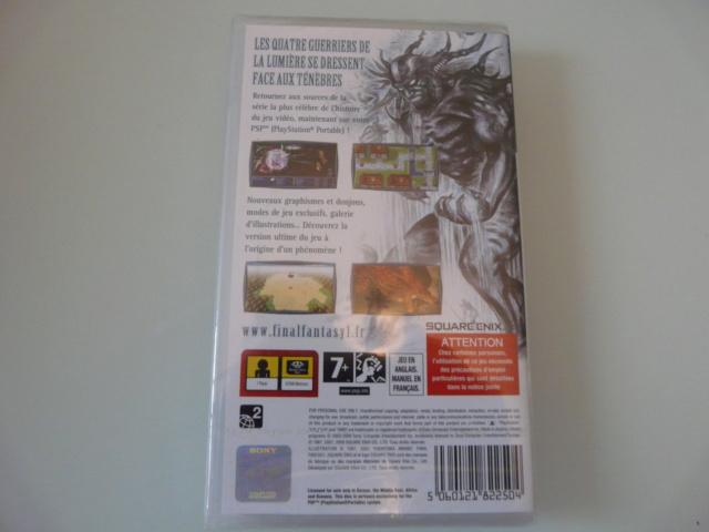 [VDS/ECH] Du beau Amiga / Jaguar / Nintendo / Sega / Sony / Nec P1320206