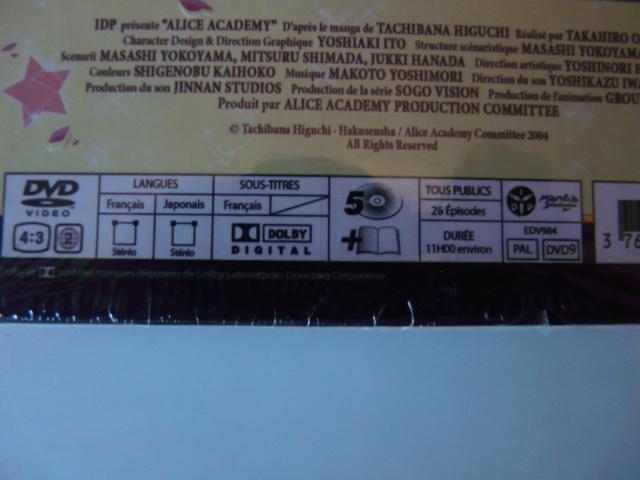 [VDS/ECH] DVDs animation / Revues JV et manga / Lego / et autre P1320477