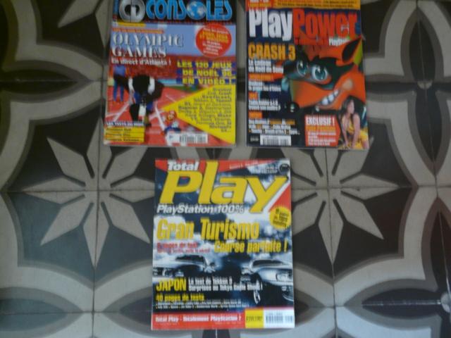 [VDS/ECH] DVDs animation / Revues JV et manga / Lego / et autre P1320586