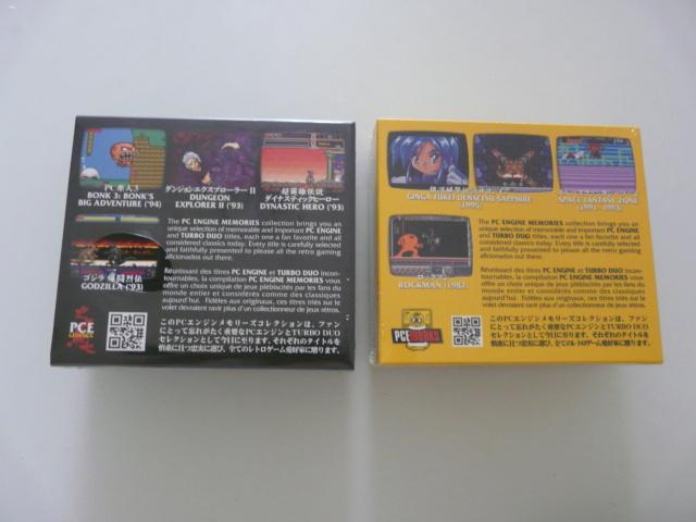 [VDS/ECH] Du beau Amiga / Jaguar / Nintendo / Sega / Sony / Nec P1320711