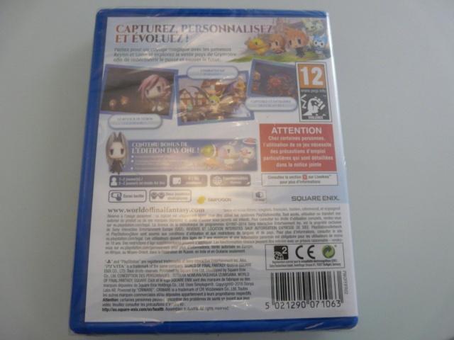 [VDS/ECH] Du beau Amiga / Jaguar / Nintendo / Sega / Sony / Nec P1320826