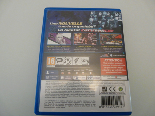 [VDS/ECH] Du beau Amiga / Jaguar / Nintendo / Sega / Sony / Nec P1320836
