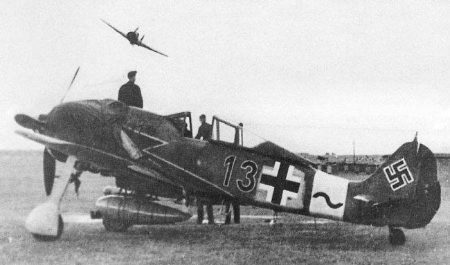 Fw 190 A8/R8 Obst Walter Dahl Fw_19010