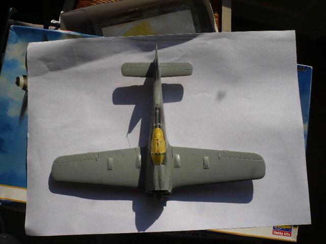 Fw 190 A8/R8 Obst Walter Dahl P1160156