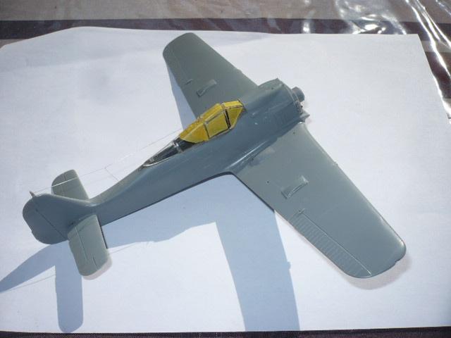 Fw 190 A8/R8 Obst Walter Dahl P1160162