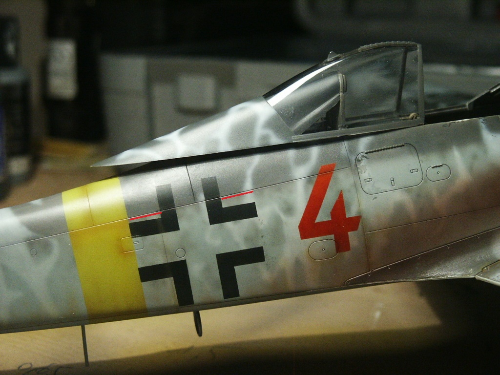 Fw 190 F8 revell (32) - Page 2 Pict5410