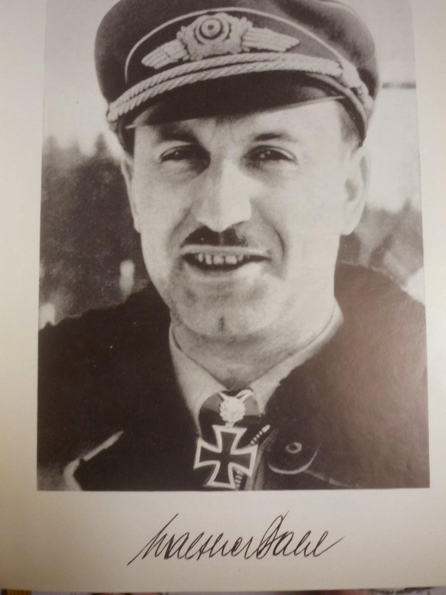 Fw 190 A8/R8 Obst Walter Dahl Walthe10