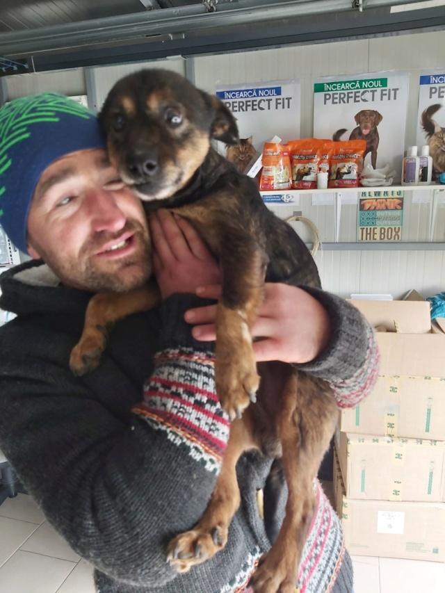 PTITLOUP (ex TIGANU) - Mâle, croisé de petite taille - né environ en novembre 2011 - Adopté par Gilles (69)  Tiganu47