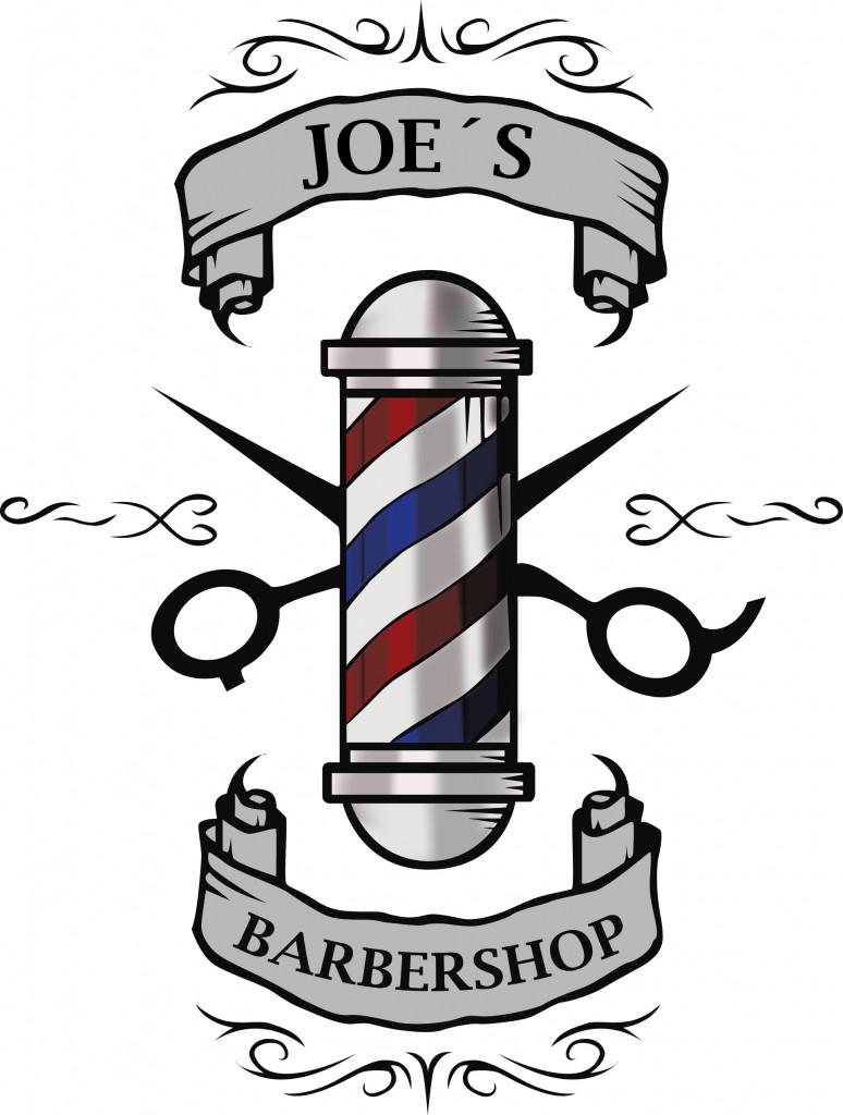 logo barbershop Joes-b10