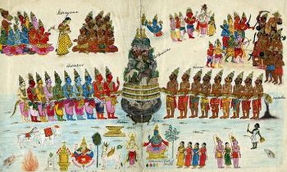 Cosmologia Buddista Theravada Agar_m10