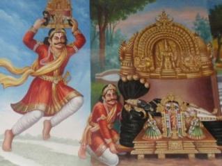Raganatha Temple (India) Vibhis10
