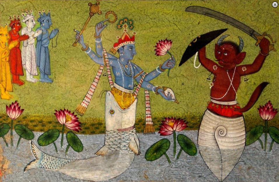 Quando i banditi sono forti e quando sono deboli Vishnu10