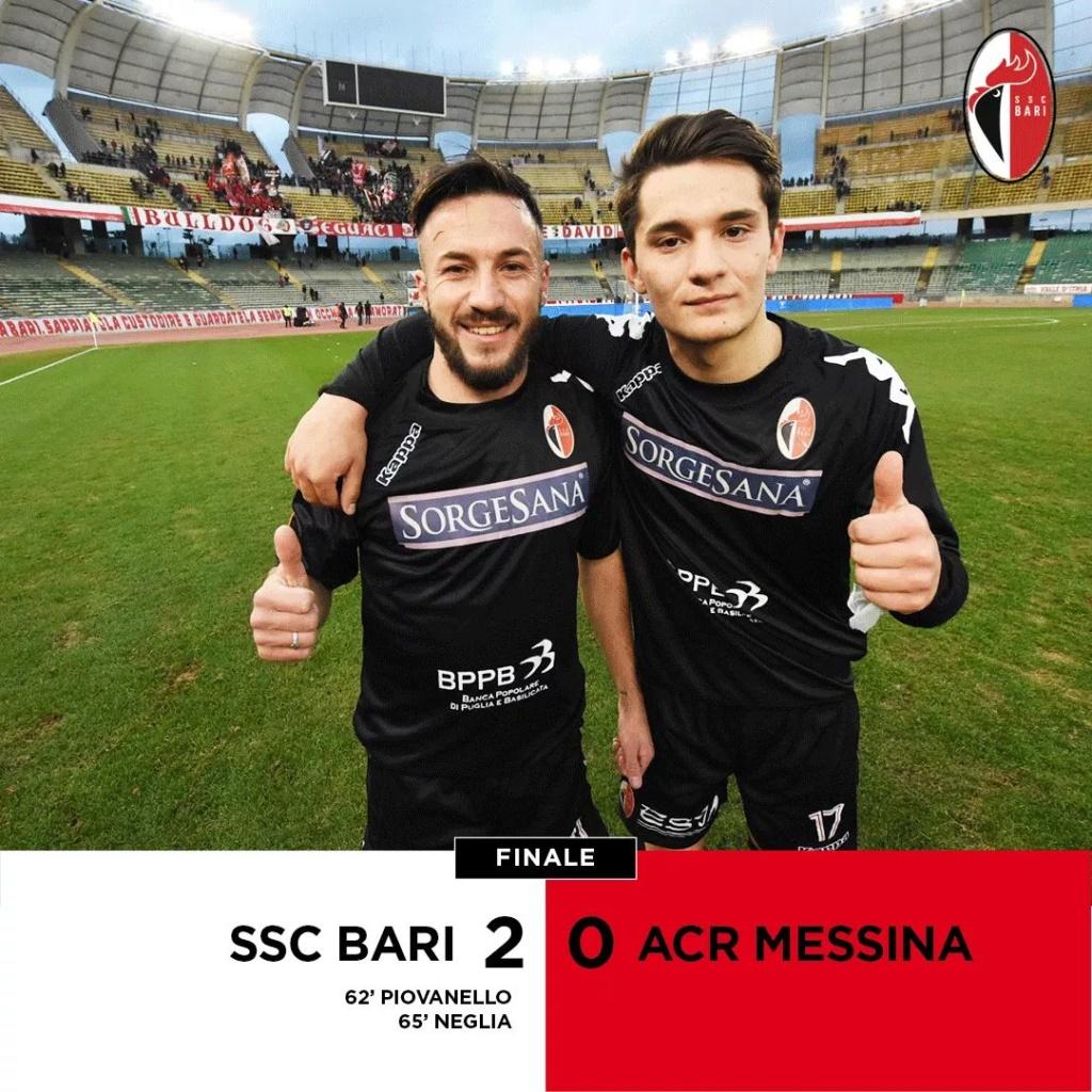 18^ giornata - Riprende la marcia! Bari-Messina-2-0: commenti e pagelle  Fb_img19