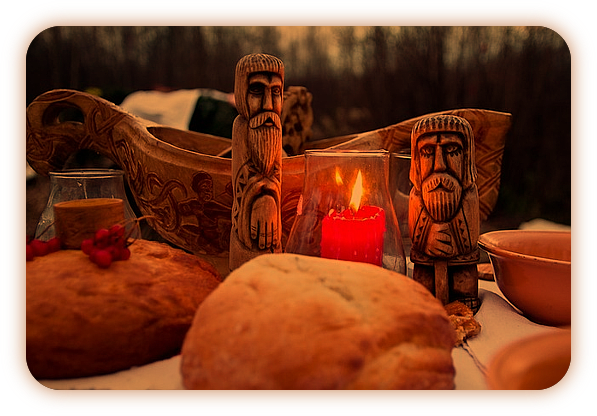 Украинский Хеллоуин или Велесова ночь: история, традиции, обряды, приметы. Na_10