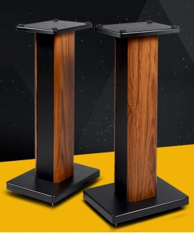 "Speaker Stands 24"" inch & 36"" inch solid wood Sw410"