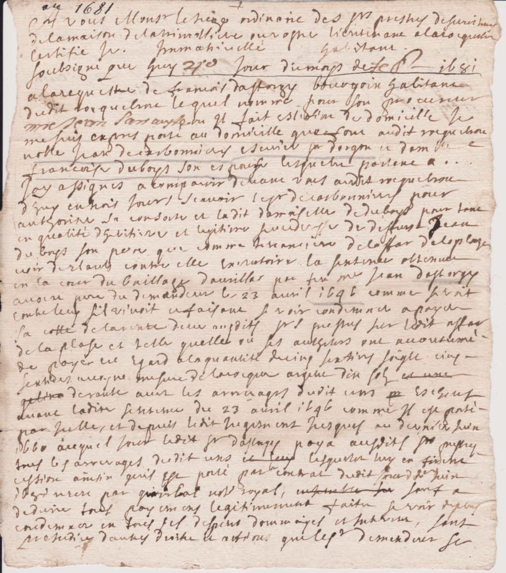 Estimation Documents papiers anciens régime sur Montpellier et Montauban + Conge 168110