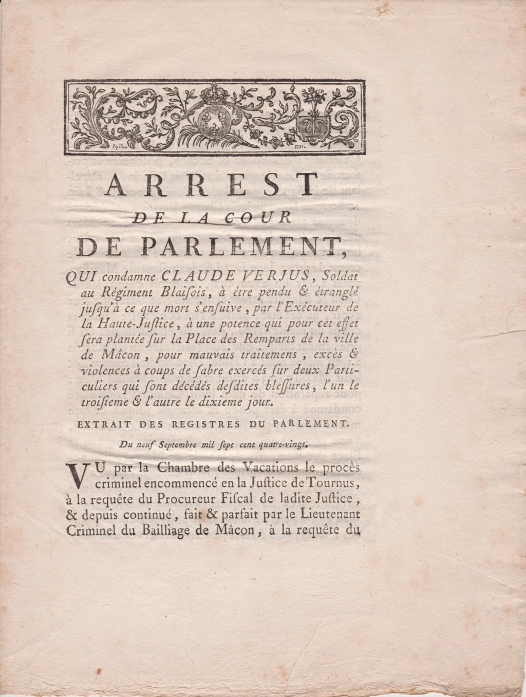 Estimation Documents papiers anciens régime sur Montpellier et Montauban + Conge 1780_c11
