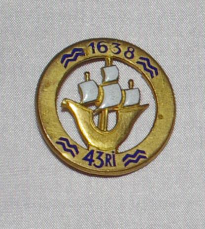 divers Insignes  43ri10