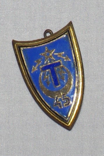 divers Insignes  45rt10