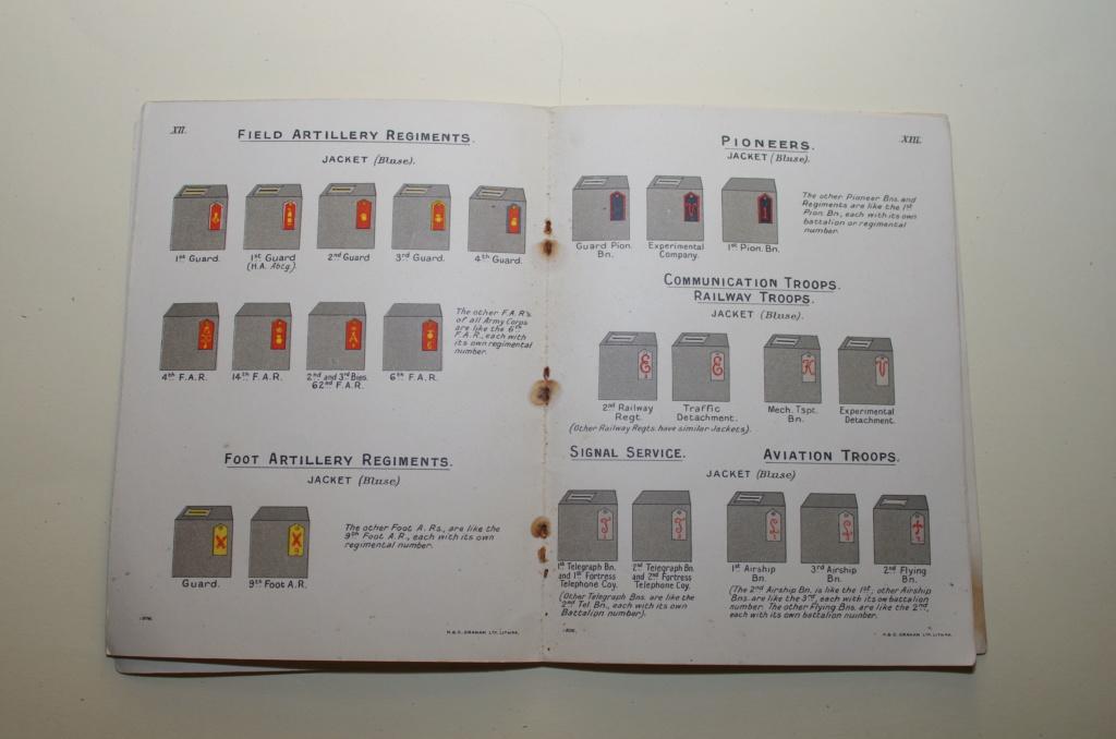 Livret allemand 1917 pour identification Armée Française Ik5m6411