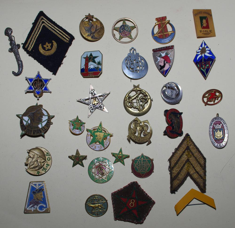 Identification insigne RTA Insign22
