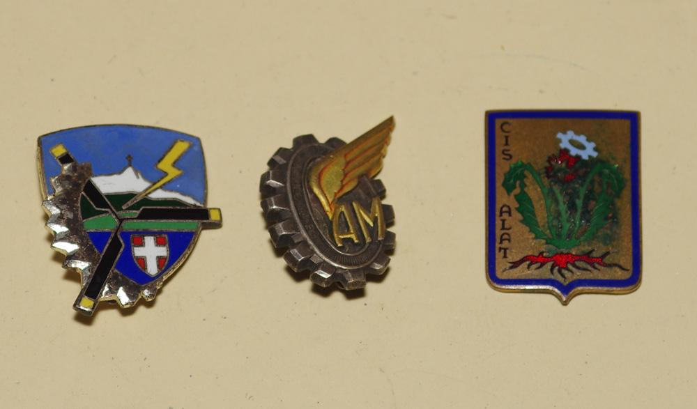 divers Insignes  Lot_al10