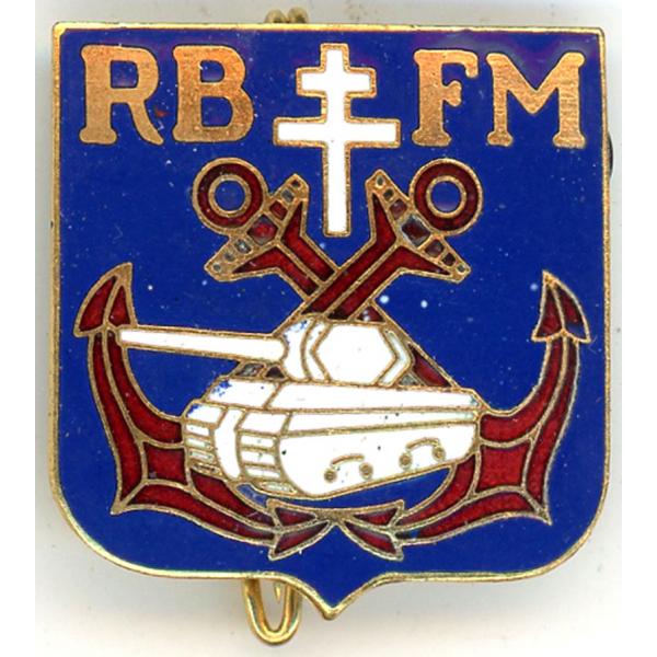 Insigne RBFM Rbfm_m10